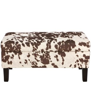 Alifan Polyester Upholstered Storage Bench