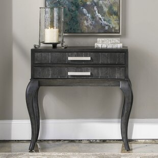 Mercer41 Evelin Soft Console Table