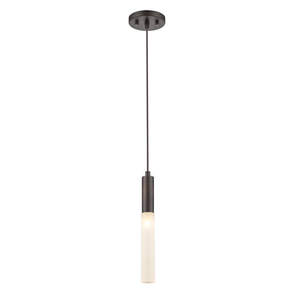 Wrought Studio Houtz 1 Light Single Cylinder Pendant Wayfair