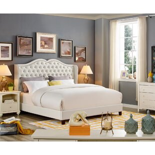Nobhill Upholstered Panel Bed by Mercer41