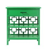 Sobe End Table with Storage by David Francis Furniture
