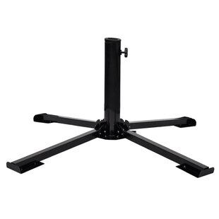 Steel And Concrete Free Standing Umbrella Base Image