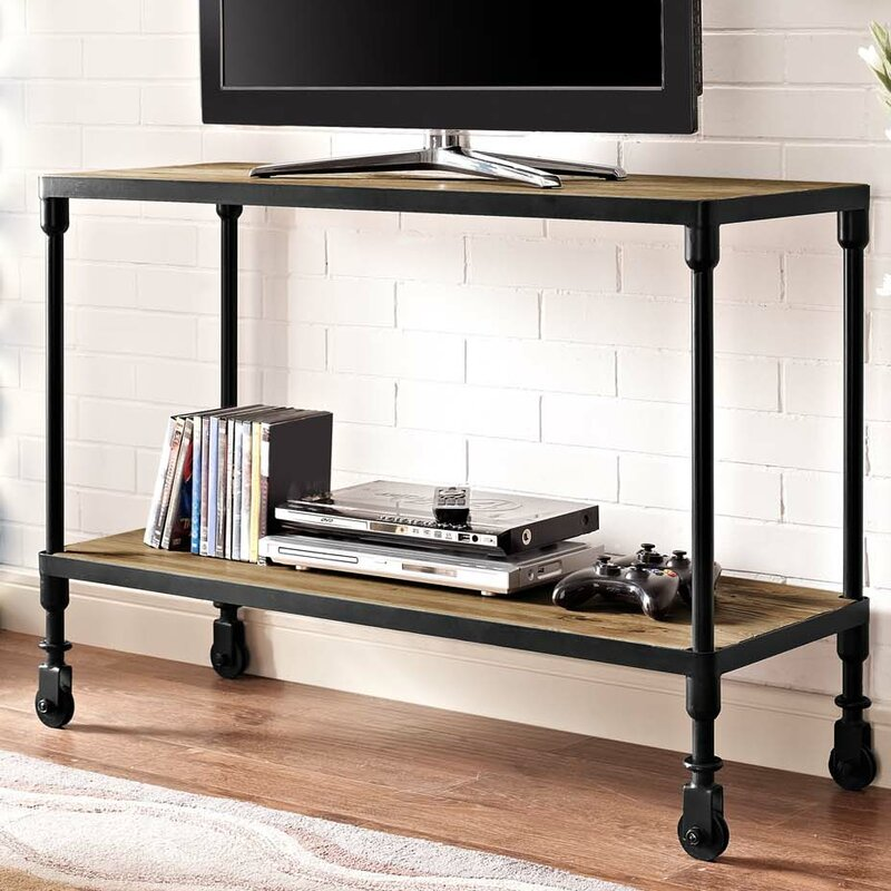 """17 Stories Braxten Raise TV Stand for TVs up to 42"""""""