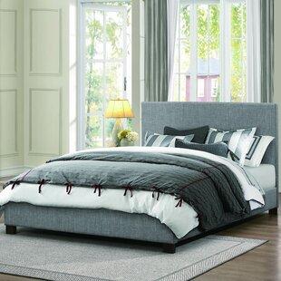 Brayden Studio Lucille Upholstered Platform Bed