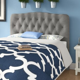 Purchase Vaught Upholstered Panel Headboard by Charlton Home