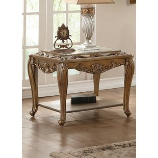 Mapleville End Table by Astoria Grand