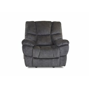 Pascarella Manual Rocker Recliner