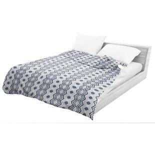 Hodnett LightWeight Comforter by Bungalow Rose
