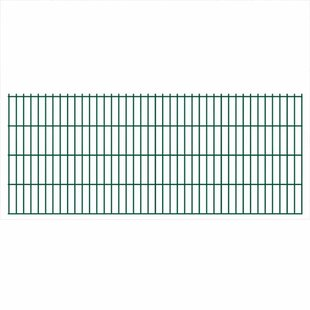 Ambriz 2D 151' X 3' (46m X 0.83m) Picket Fence Panel By Sol 72 Outdoor