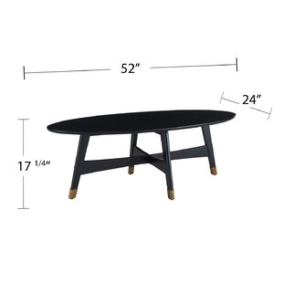 Armoise Oval Coffee Table