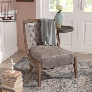 Lark Manor Fondulac Slipper Chair