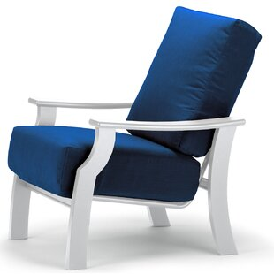 St. Catherine Deep Patio Chair with Cushions