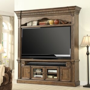 Affordable Price Astoria Grand Bishop Traditional Wood Entertainment Center