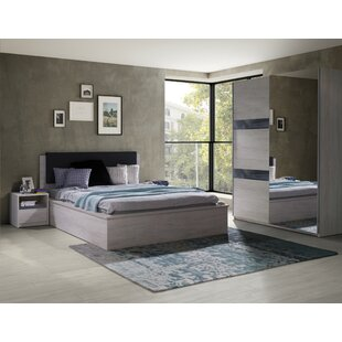 Olcay 3 Piece Bedroom Set By Ebern Designs