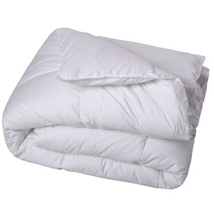 400 Thread Count Midweight Down Alternative Comforter