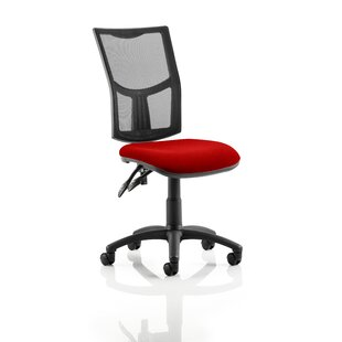 Eclipse II Lever Task Operator Desk Chair By Symple Stuff