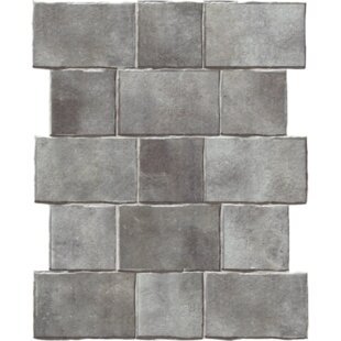 Geo-Tech Extruded 9 inch  x 9 inch  Porcelain Field Tile in River