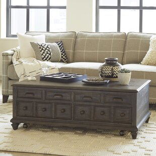 Gracie Oaks Siri Lift Top Coffee Table