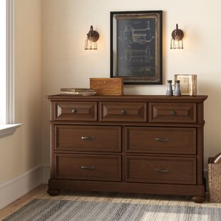 Affordable Price Rylie 7 Drawer Dresser by Mack & Milo Reviews (2019) & Buyer's Guide