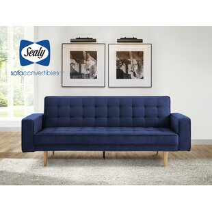 Price comparison Tilbury Sofa by Sealy Sofa Convertibles Reviews (2019) & Buyer's Guide