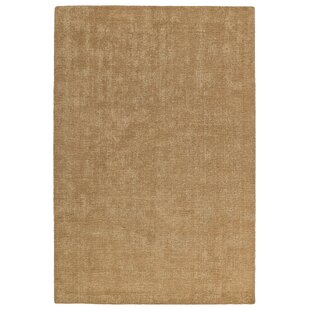 Borica Hand-Loomed Sand Indoor/Outdoor Area Rug