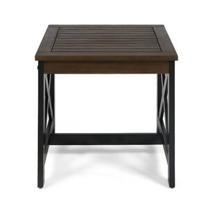 Pantoja Indoor Farmhouse End Table