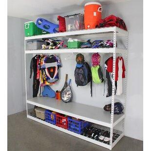 SafeRacks Sports Equipment Shelving Unit