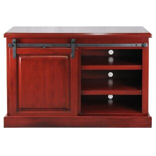 Croyd Solid Wood TV Stand For TVs Up To 50