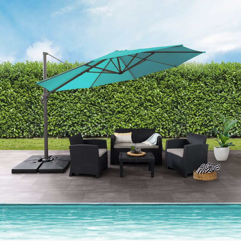 8e4586fcf8 Gribble 11.3' Cantilever Umbrella