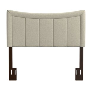 Where buy  Ware Upholstered Panel Headboard by Wrought Studio