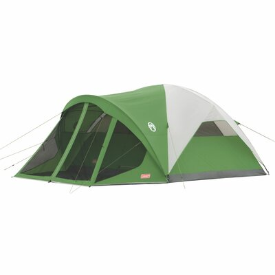 Evanston™ Dome 6 Person Tent with Screen Room  sc 1 st  Wayfair & Coleman Evanston™ Dome 6 Person Tent with Screen Room | Wayfair