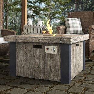 Loon Peak Harlem Fire Pit Table