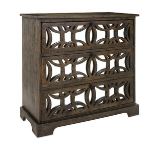 Labombard 3 Drawer Accent Cabinet by Alcott Hill