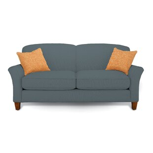 Find the perfect Capri Mini Mod Apartment Loveseat by Rowe Furniture Reviews (2019) & Buyer's Guide