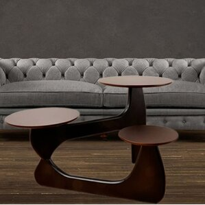 3 Tiered Coffee Table by Fine Mod Imports