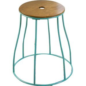Mehdi Round End Table by Bungalow Rose