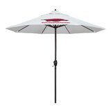 NCAA Licensed 9 Patio Market Umbrella