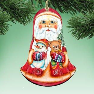 Keepsake Santa Ropy Poly Figurine by Designocracy
