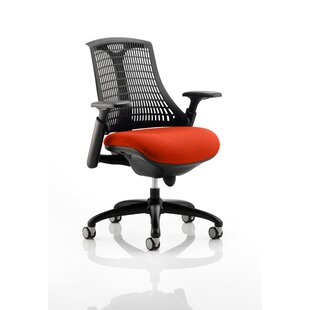 Flex Mid-Back Desk Chair By Symple Stuff