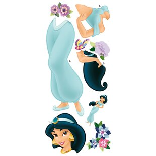 Licensed Designs Jasmine Giant Wall Decal By Room Mates