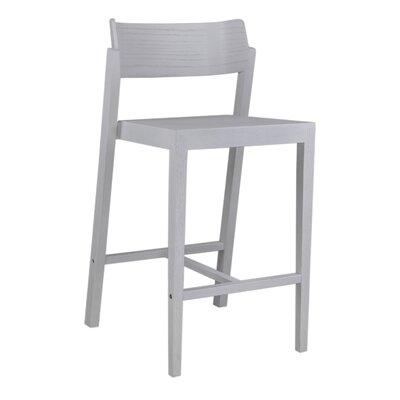 Modern White Wood Bar Counter Stools Allmodern
