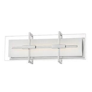 Modern Forms Seismic 1-Light Bath Bar