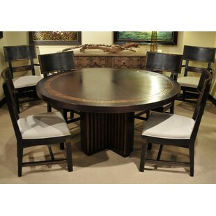 Transitions Solid Wood Dining Table