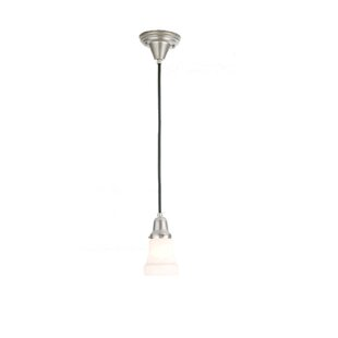 Revival Saratoga Laurel 1-Light Cone Pendant by Meyda Tiffany