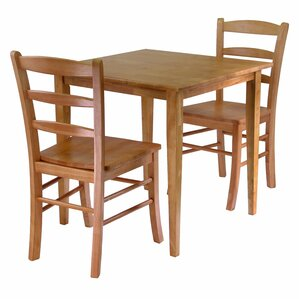 Groveland 3 Piece Dining Set by Luxury Home