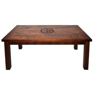 Ruffy Solid Wood Coffee Table