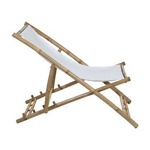 Rose Reclining Deck Chair By Bay Isle Home