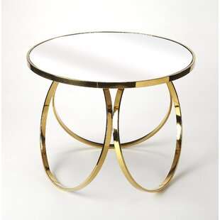 Alberty End Table by Everl..