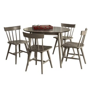 Bober Modern 5 Piece Dining Set by Ivy Bronx