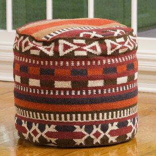 Cheyenne Pouf by Home Loft Concepts